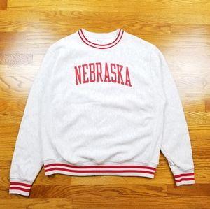VTG 90's Reverse Weave Champion College Sweater